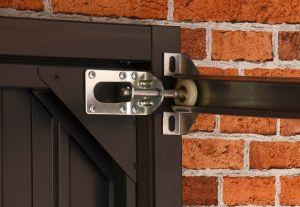 Fort Timber Vertical Garage Door