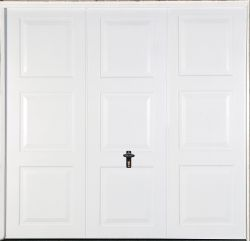 Doorking Georgian - Garage Doors and openers at low prices