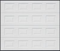 Garador Georgian Small Standard 20mm OFFER - Garage Doors and openers at low prices